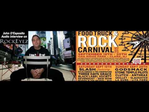 Rockeyez Interview with John D'Esposito   08-2015