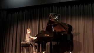 JS Bach, Little Prelude BWV 926
