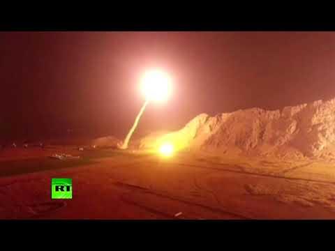«Удар Мухаррам»: Иран выпустил ракеты по террористам в Сирии