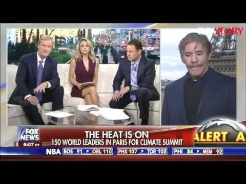Fox's Steve Doocy: Earth temperature has 'gone down'