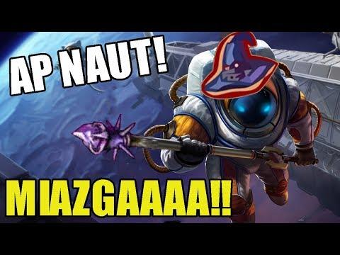 Nosey Zagraj Moim Buildem! - AP NAUTILUS [League of Legends]