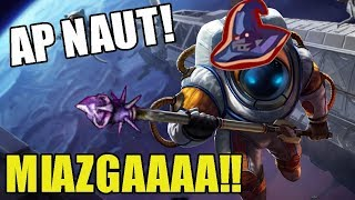 Nosey Zagraj Moim Buildem! - AP NAUTILUS [League of Legends]