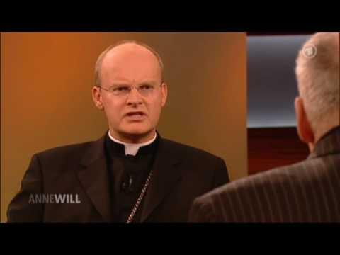 Bischof Overbeck bei Anne Will