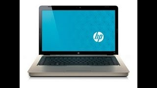 Recover HP Compaq Laptops with just the hard drive recovery partition