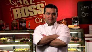Cake Boss Cafe at Discovery Times Square