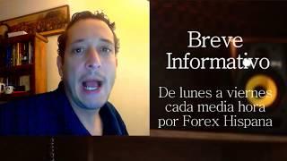 Breve Informativo - Noticias Forex del 19 de Junio 2018