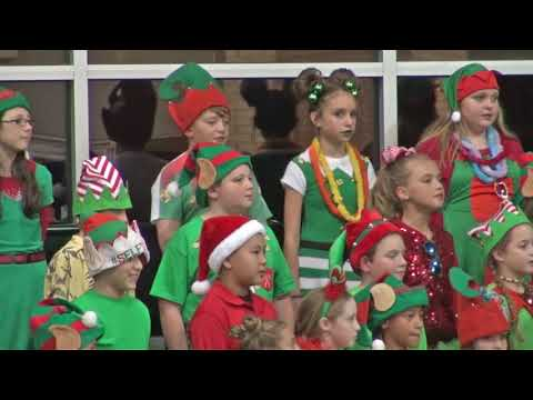 A Pirate Christmas (A Walker Creek Elementary Play)