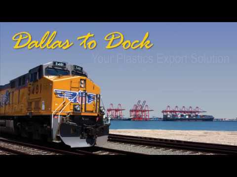 Dallas to Dock: Your Plastics Export Solution