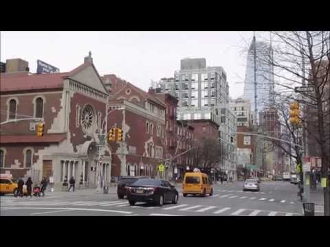 New York City: Chelsea neighborhood