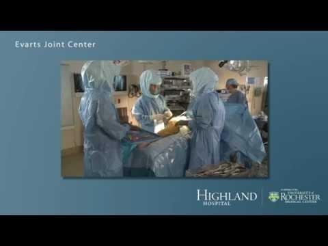 Evarts Joint Center -Virtual Tour, Highland Hospital - Rochester, NY 14620
