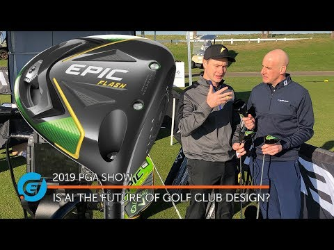 IS AI (ARTIFICIAL INTELLIGENCE) THE FUTURE OF GOLF CLUB DESI...