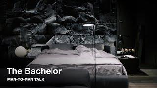 BACHELOR APARTMENT TOUR: stylish, small & dark