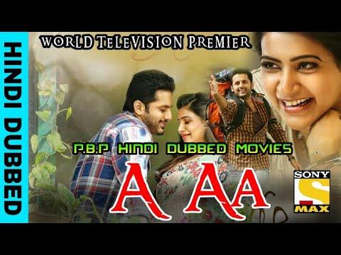 A Aa Hindi Dubbed World Television Premier...