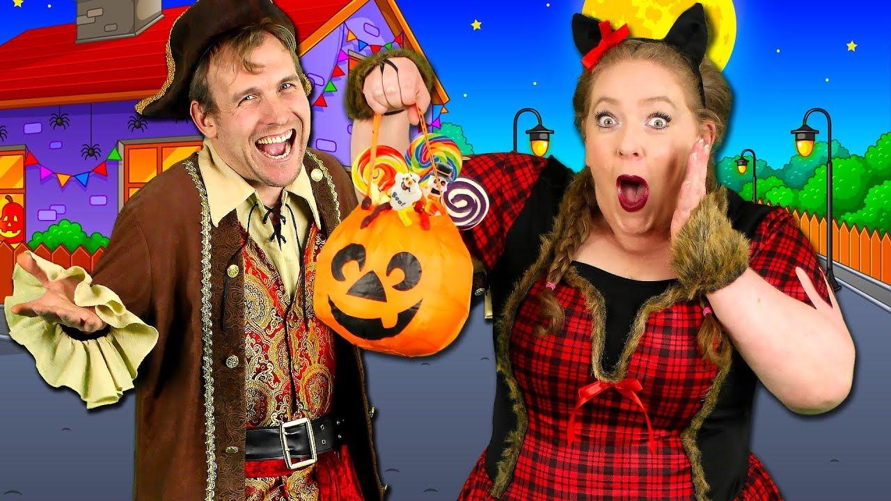 Halloween Kids.Feliz Halloween Kids Halloween Song Learn Spanish Words Halloween Songs For Children