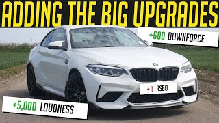 I Upgraded my BMW M2 Into a BEAST