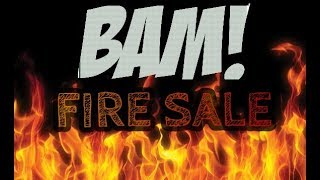 2018 Summer Bam Box Fire Sale|| Original And Horror Boxes