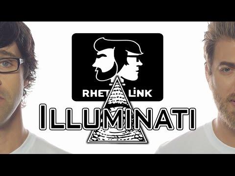Rhett and Link - ILLUMINATI 101 - Good Mythical Mo