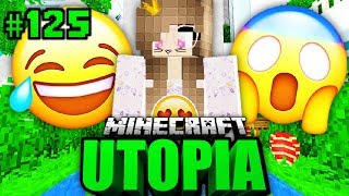 OMG LOL HAHA 😂😱 - Minecraft Utopia #125 [Deutsch/HD]