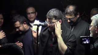 Noha Khwani by Mesum Abbas at Astaana-e-Zehra on Shahadat of Bibi Zainab (sa) - 12/28/13