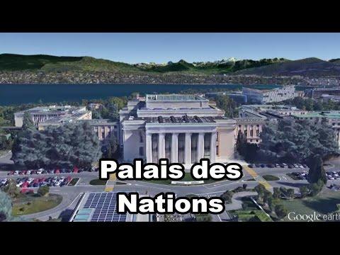 Palais des Nations - Genève - Suisse