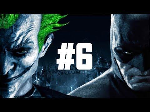 I'M THE JOKER - KROKÓ ODÚJÁBAN | Batman Arkham Asylum #6 (1440p 60fps)