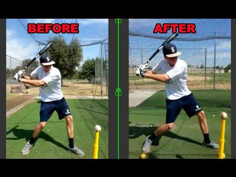 Baseball Hitting Case Study: Why This Won't Work... - YouTube