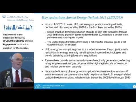 CGEP: EIA Annual Energy Outlook 2015