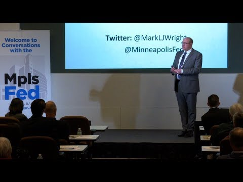 Conversations with the Fed: Mark Wright