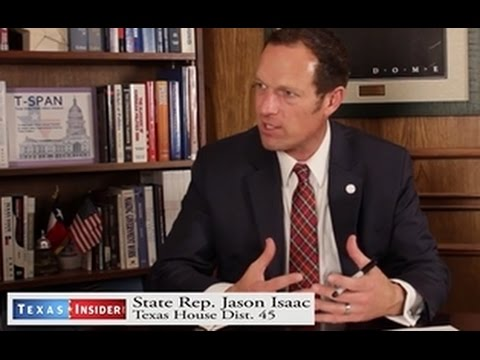 State Rep. Jason Isaac Talks: Session 2017, the Texas Conservative Coalition & STAAR Tests