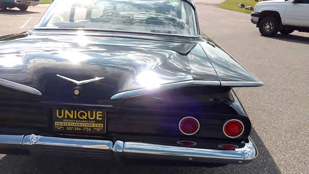 1960 Chevrolet Biscayne for sale - YouTube