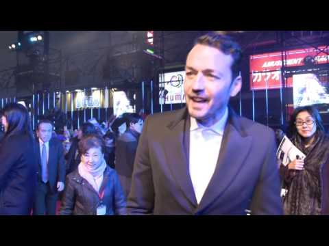 Ghost In The Shell - Tokyo Premiere Interviews
