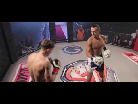 Sean Baxter Vs Kebrom Gebregiorigis Apocalypse Fight Series 3