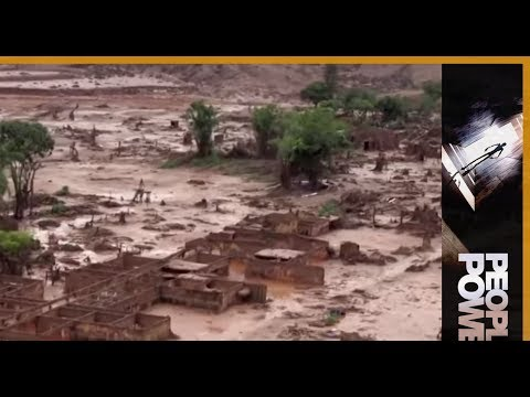 Brazil's river of mud - People & Power