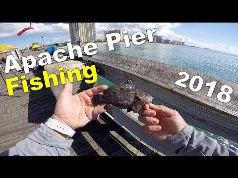 Myrtle Beach Pier Fishing (Apache Pier)