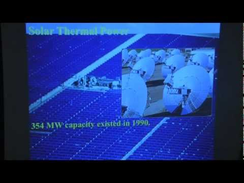 Yogi Goswami, New and Emerging Developments in Solar Energy