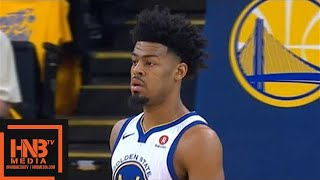 Golden State Warriors vs San Antonio Spurs 1st Qtr Highlights / Game 1 / 2018 NBA Playoffs