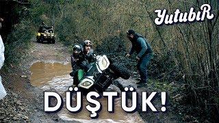 """""""370 bin TL'lik UTV ile Çamurda Kayak Yaptık"""" - YUTUBIR"""