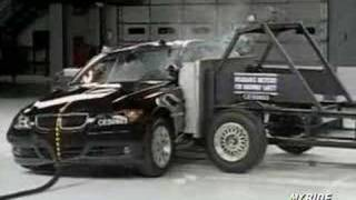 Crash Test Award: 2006 BMW 3 Series
