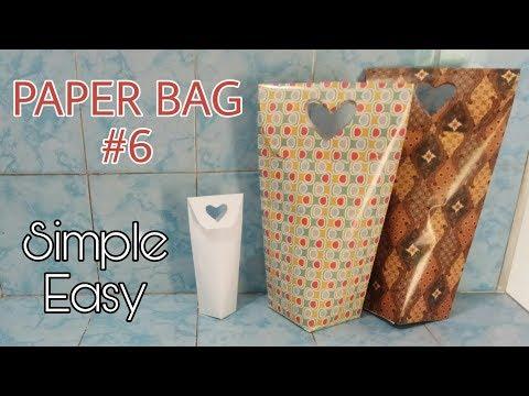 PAPER BAG #6 Simple, easy