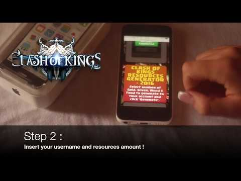 Clash Of Kings Hack - Clash Of Kings Glitch