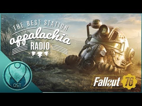 Fallout 76 - Appalachia Radio - Complete Soundtrack OST + Tr