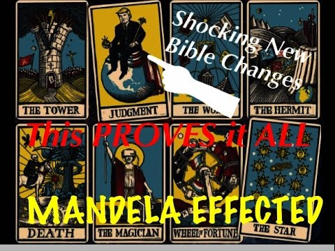 HUGE New BIBLE Change List! M.E. PROOF! RNC Says Trump is New Jesus? N.W.O. Connecting it all!