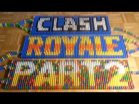 Clash Royale Part 2 - 45,000 Dominoes