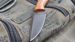 Небольшой но хороший нож своими руками