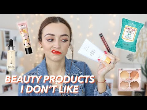 DISAPPOINTING PRODUCTS | Feb. 2018