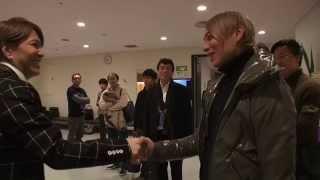 Japan music godfather TK (Tetsuya Komuro 小室哲哉) VS Jamaster A de...