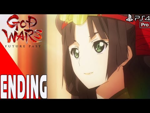 God Wars Future Past - Walkthrough Gameplay Part 19 - Chapter 4 - Ending -English- No Commentary