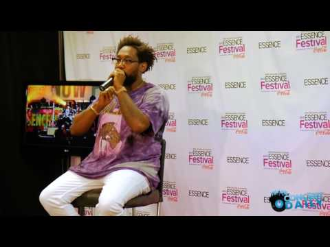 ESSENCE FEST: PJ Morton speaks on how being a New Orleans native has influenced his music