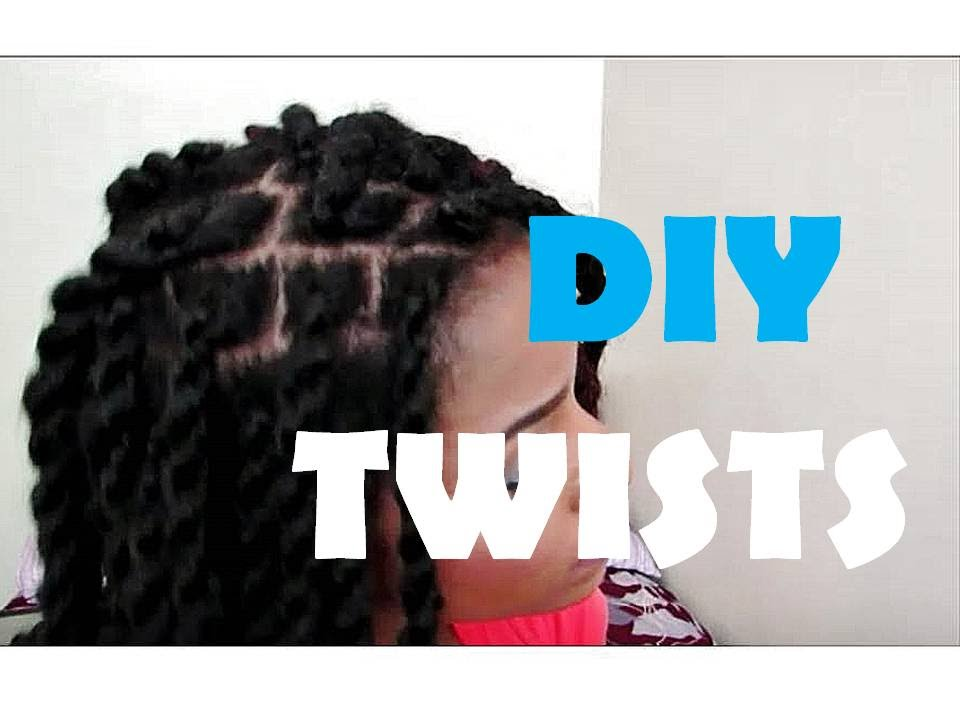 Diy Havana Twists For Beginners Step By Step