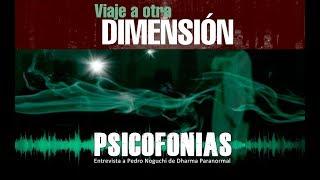 Viaje a otra Dimensión - PSICOFONIAS (Entv. a Pedro Noguchi)